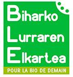 Biharko Lurraren Elkartea - logo