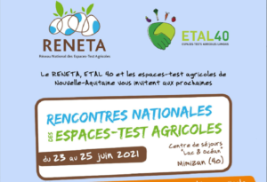 TREBATU – Les rencontres Nationales du RENETA du 23 au 25 juin à Mimizan